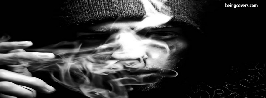 Smoking Facebook Cover