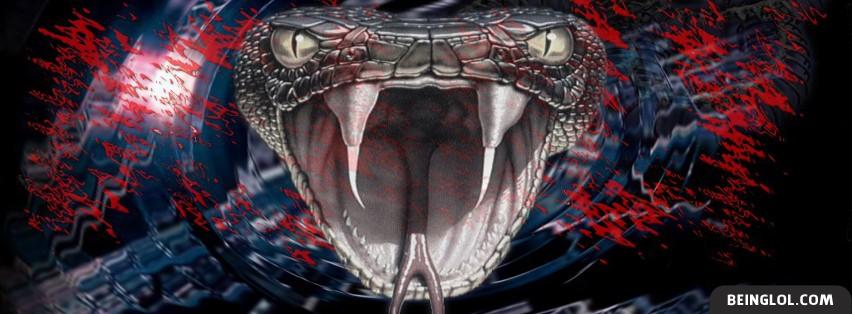 Snake Facebook Cover