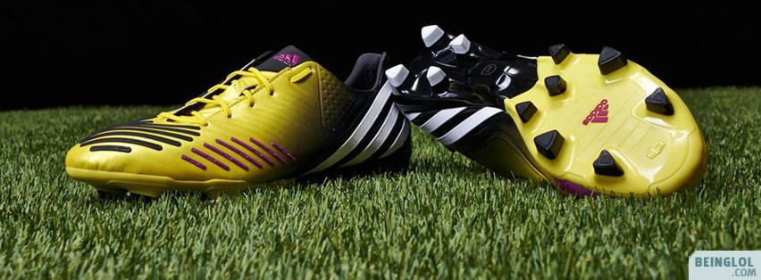 Soccer Cleats Facebook Cover