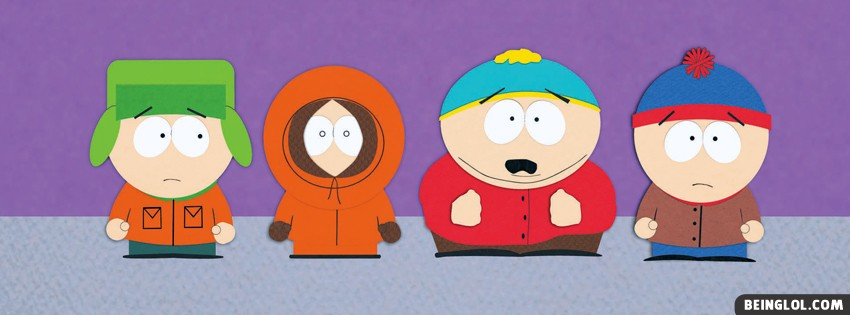 South Park Facebook Cover