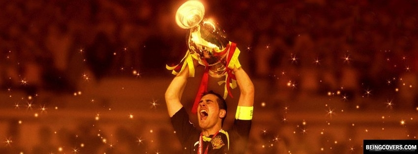 Spain 2010 Champions Facebook Cover