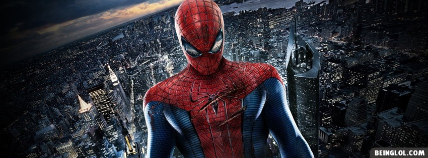 Spider Man Facebook Cover