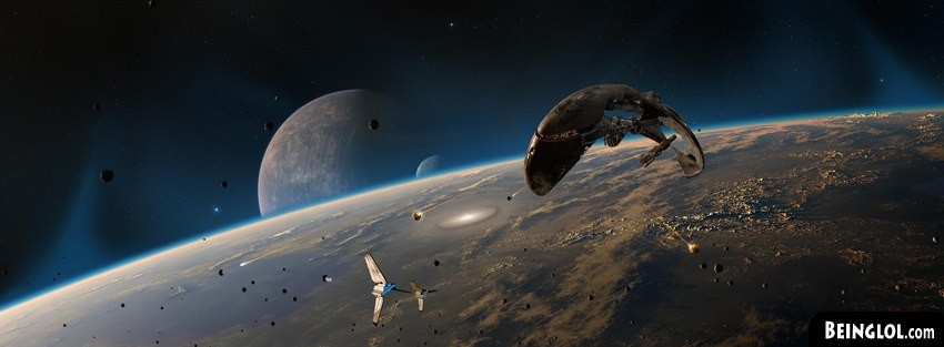 Star Wars Fantasy Art Facebook Cover