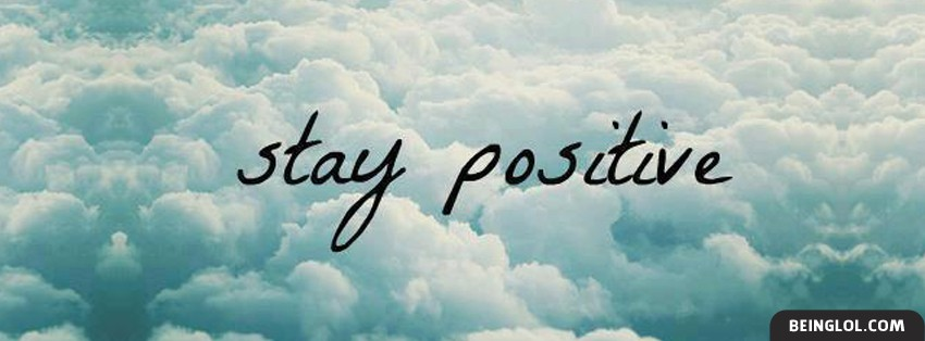 Stay Positive Cover