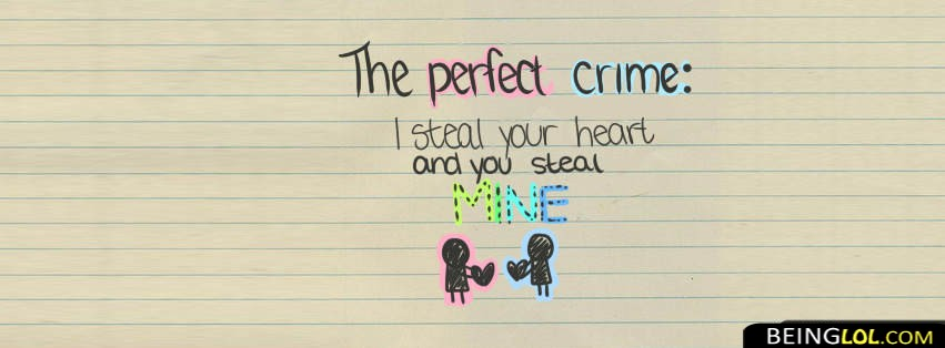 Steal Heart Facebook Cover