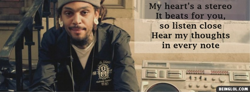 Stereo Hearts Facebook Cover