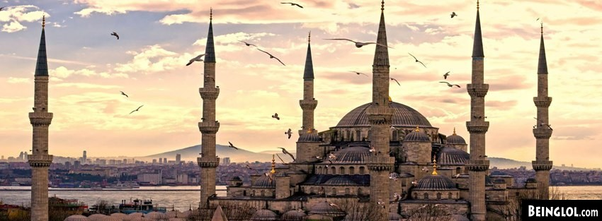 Sultan Ahmed Mosque Cover