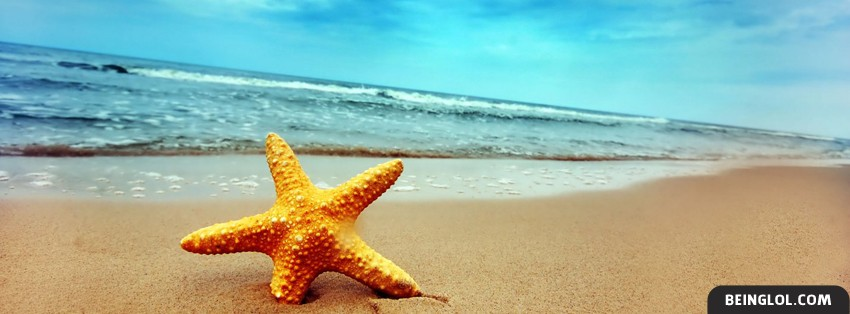 Summer Beach Facebook Cover