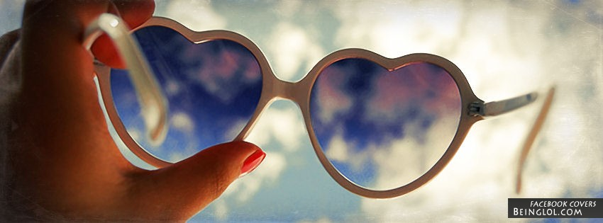 Sun Glasses Facebook Cover