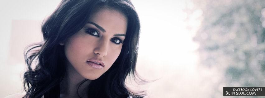 Sunny Leone Facebook Cover