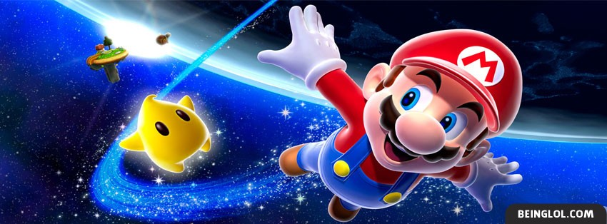 Super Mario Facebook Cover