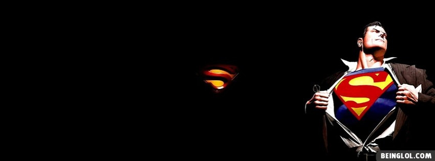 Superman Facebook Cover