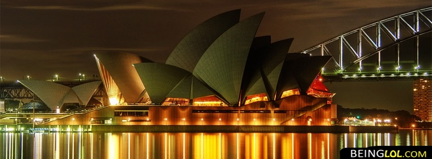 Sydney Opera House Facebook Cover