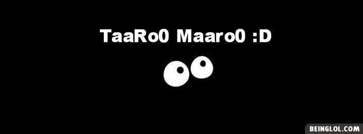 Taarooo Maaarooo :D Facebook Cover