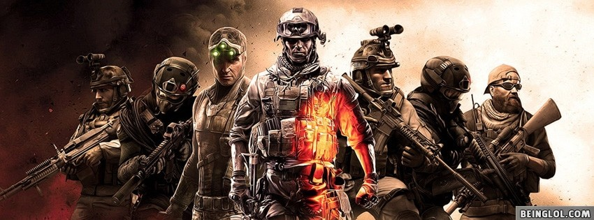The Expendables Game Facebook Cover