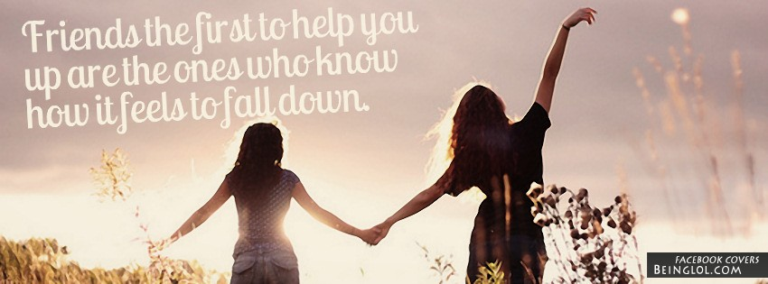 The First To Help You Facebook Cover