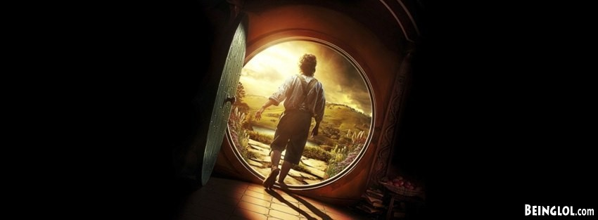 The Hobbit An Unexpected Journey Bilbo Facebook Cover