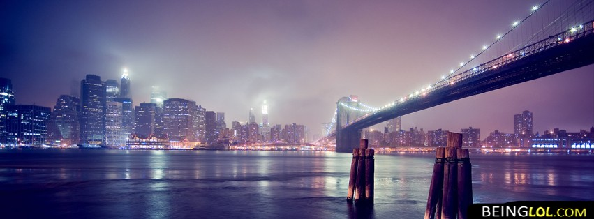 The Light City Facebook Cover
