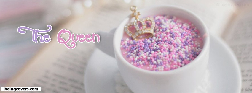 The Queen Facebook Cover