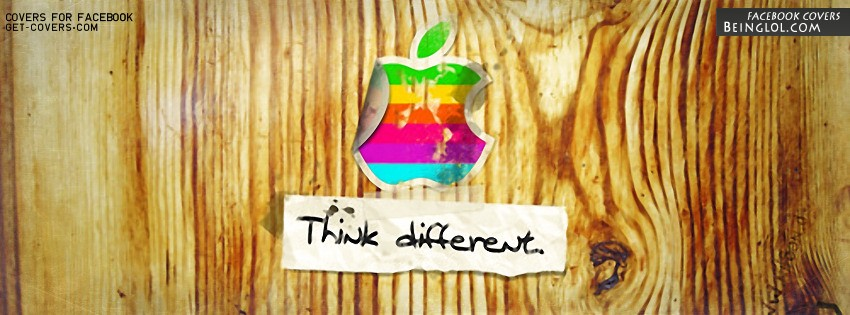 Think Different Facebook Cover