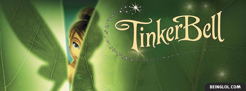 TinkerBell Facebook Timeline Cover