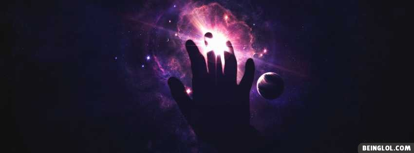 Touching The Universe Facebook Cover