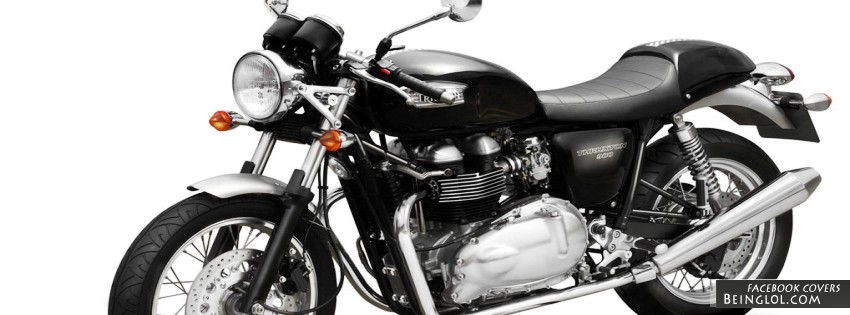 Triumph Thruxton 900 Facebook Cover