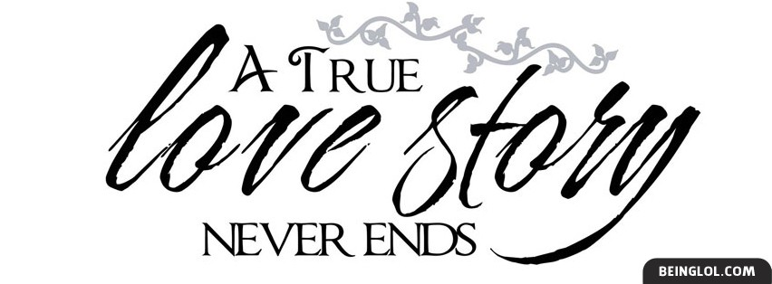 True Love Facebook Cover