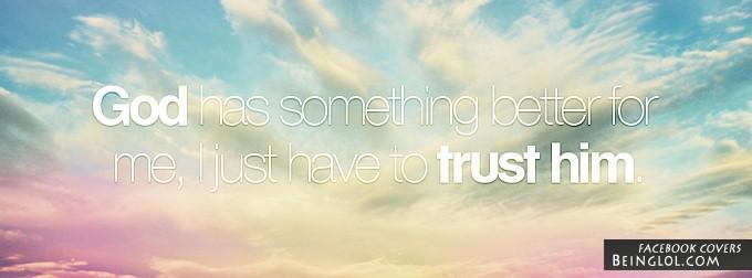 Trust God Cover