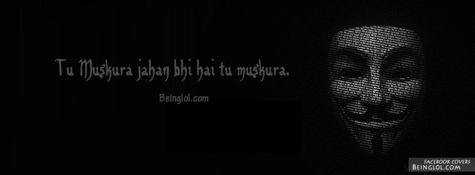 Tu Muskura Facebook Cover