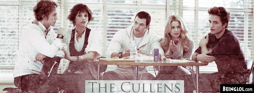 Twilight The Cullens Cover