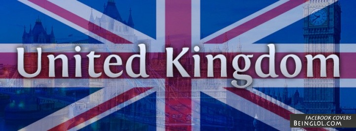United Kingdom Flag Cover