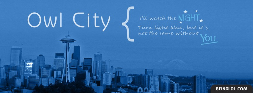 Vanilla Twilight by Owl City Lyrics Cover