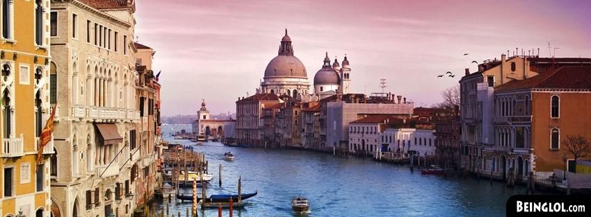 Venice Facebook Cover