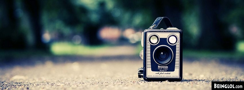 Vintage Camera Facebook Covers Cover