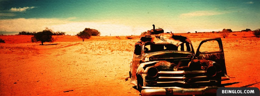 Vintage Outback Facebook Cover
