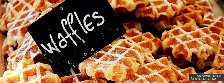 Waffles Facebook Cover