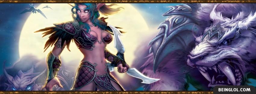 Warcraft Facebook Cover