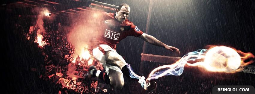 Wayne Rooney Facebook Cover
