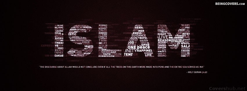 What Is Islam? Facebook Cover