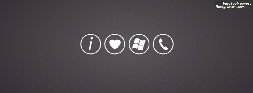 Windows Mobile Lovers Facebook Cover