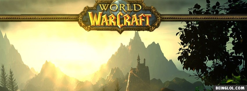 World Of Warcraft Facebook Cover