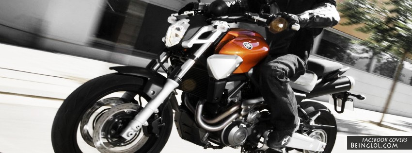 Yamaha MT 03 Facebook Cover