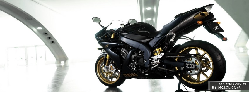 Yamaha YZF R1 SP Facebook Cover
