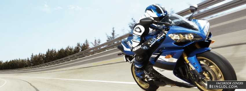 Yamaha YZF R1 Facebook Cover