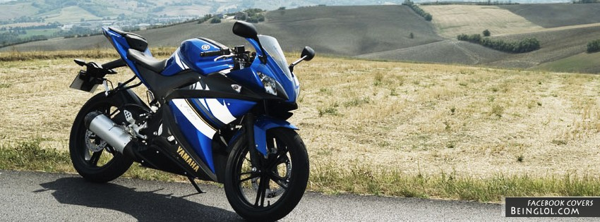 Yamaha YZF R125 Facebook Cover