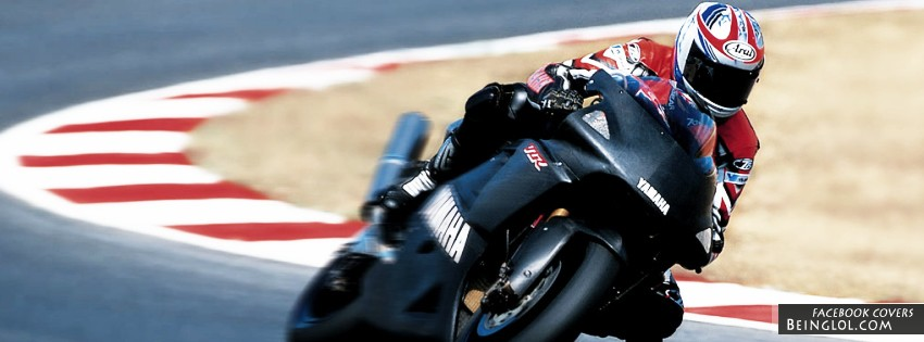 Yamaha YZR M1 Facebook Cover