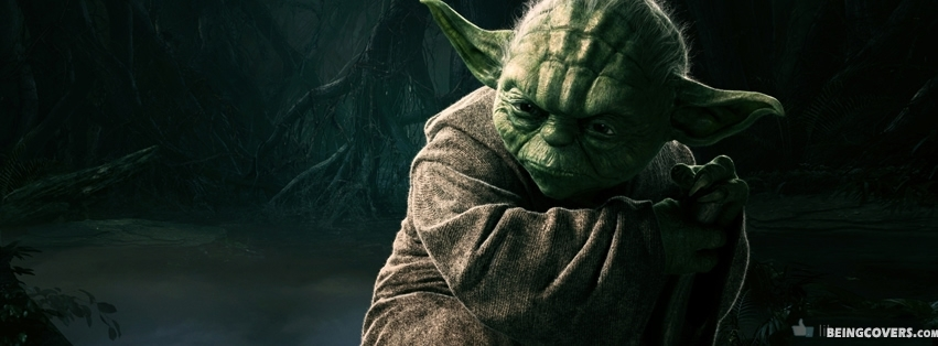 Yoda Cool Facebook Cover