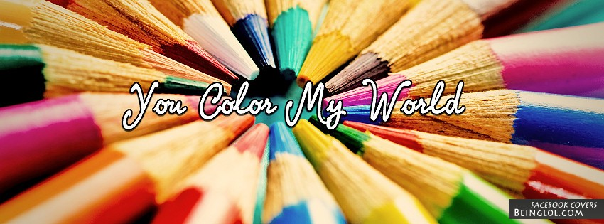 You Color My World Cover