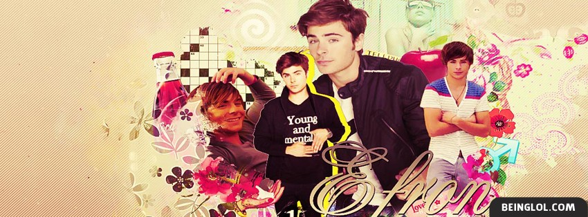 Zac Efron Cover